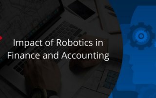 Robotics in Finance and Accounting