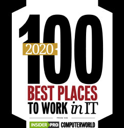 Best Place to work in IT 2020