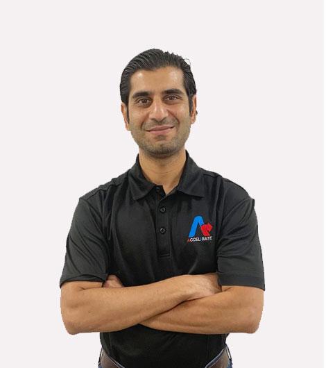 Ahmed Zaidi