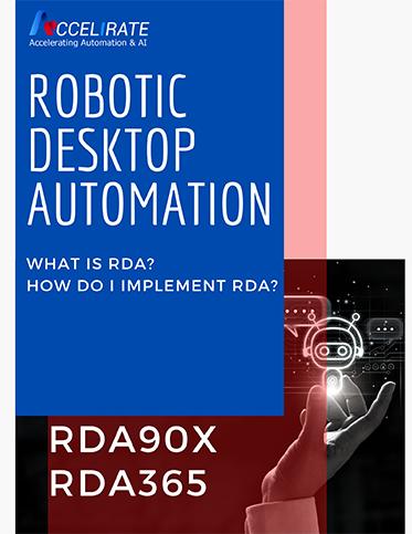 Robtic Desktop Automation
